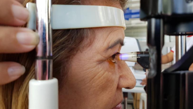Hospital Cynthia Charone promove ação de prevenção ao Glaucoma
